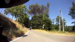Motorrijden in Toscane, Camping Baia Del Marinaio, Vada - Italië