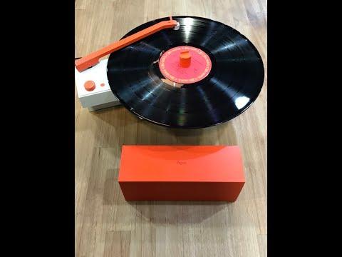 DUO黑膠音響實測 1