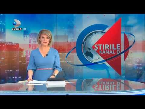 Stirile Kanal D (18.05.2018) -  Cristian Topescu, condus pe ultimul drum! Editie COMPLETA
