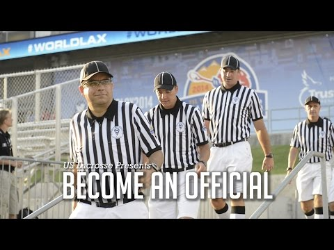 Become An Official | Presented By US Lacrosse