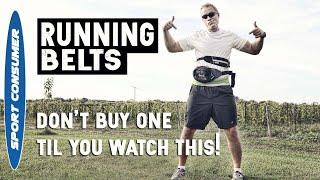 Running Belts - What Kind Should I Buy?