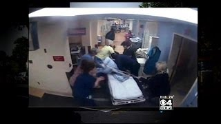 I-Team: Hospital Workers Increasingly Targets Of Patient Violence