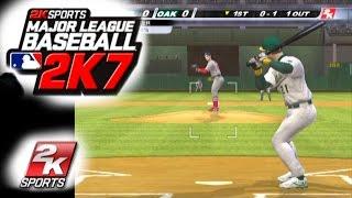 Major League Baseball 2K7 ... (PS2)