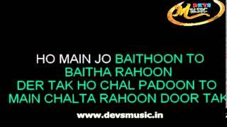 Download Dil Kya kare Karaoke Salaame ishq www.devsmusic.in Devs Music Academy MP3 song and Music Video