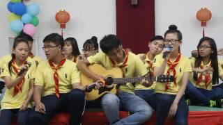 Ba kể con nghe - GLV Dĩ An - Guitar