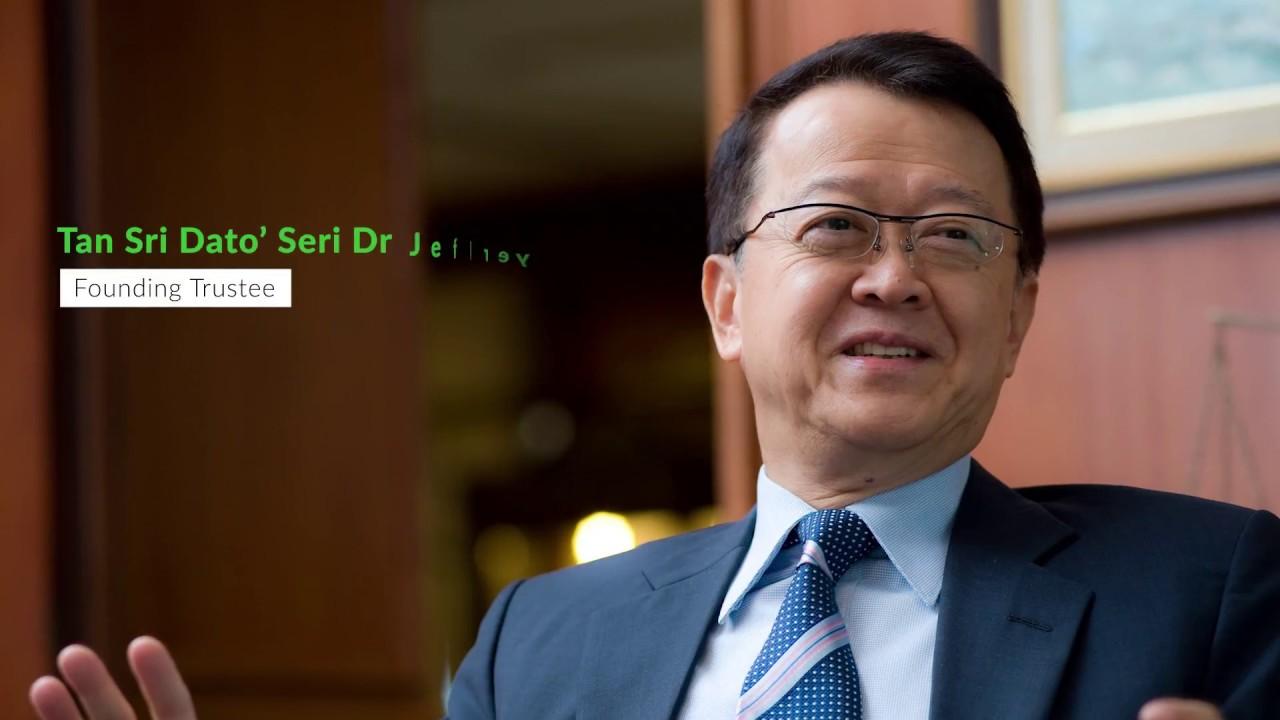 Ybhg Tan Sri Dato Seri Dr Jeffrey Cheah Ao Jeffrey Cheah Foundation