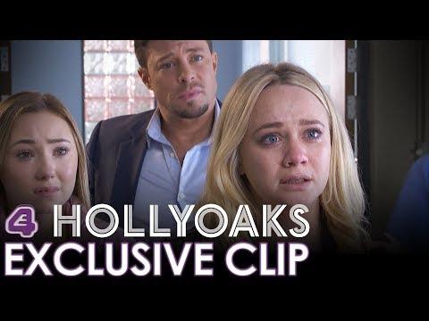 E4 Hollyoaks Exclusive Clip: Friday 12th January