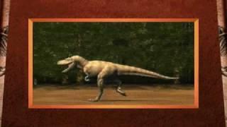 "3D Dinosaur Adventure ""The Chase"" Movie"