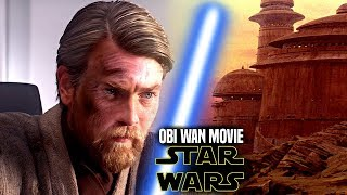 Disney May Cancel Obi Wan Kenobi Movie (Star Wars News)