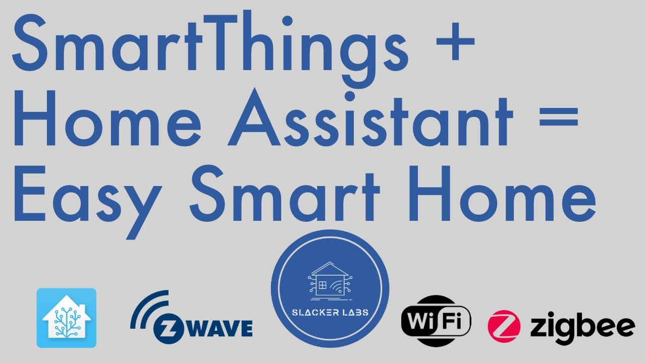Try Home Assistant While Running SmartThings