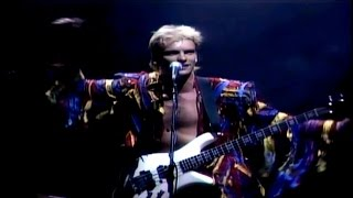 The Police ~ One World (not three) ~ Synchronicity Concert [1983]