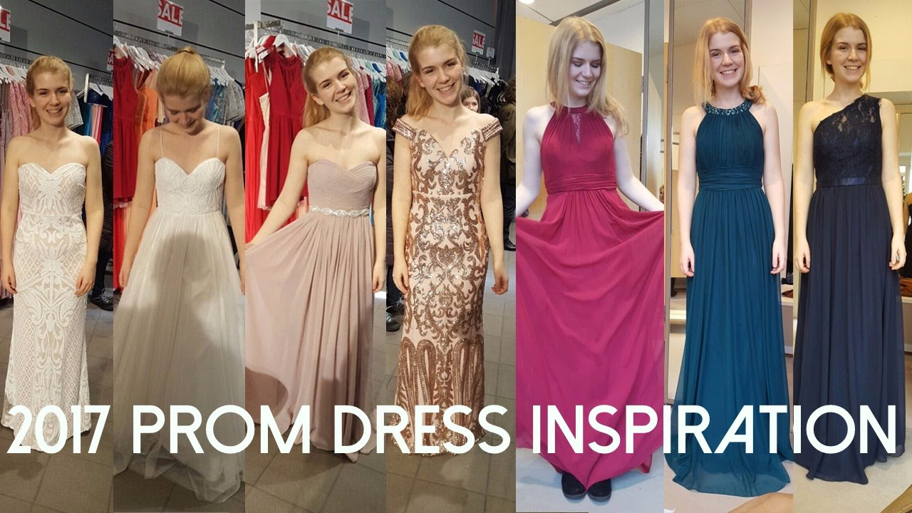 PROM DRESS SHOPPING & BRUNCH || Follow Me Around - YouTube