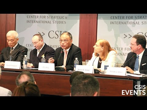 Managing U.S.-China Relations: American and Chinese Perspectives: A Report Launch