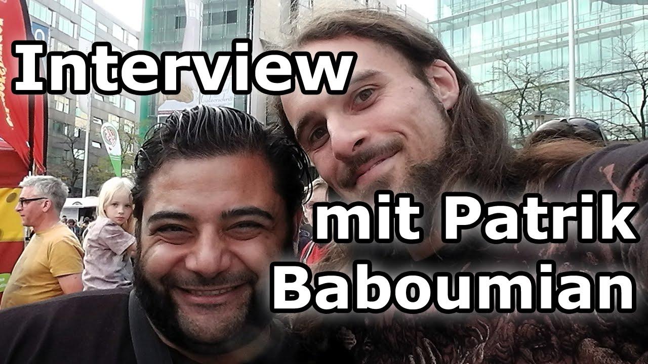 Interview mit Patrik Baboumian (stärkster Mann Deutschlands 2011) über Veganismus