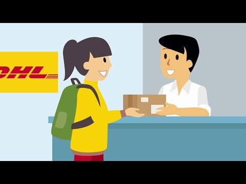 DHL eCommerce Thailand ServicePoints English