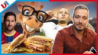 Doel 2021: The Goat Wil Net Als Memphis Lunchen Met De Giraffe!
