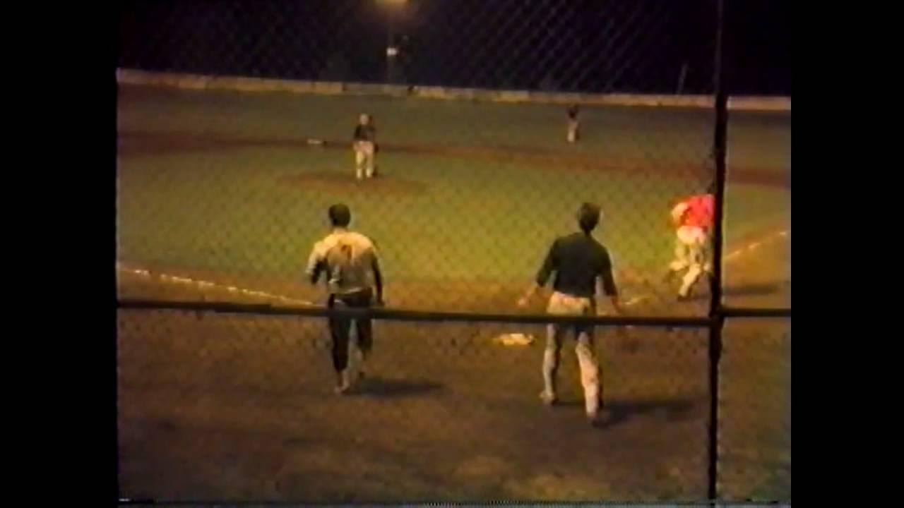 Barcomb's TV - Bowl Mart Lanes Men - June  1985