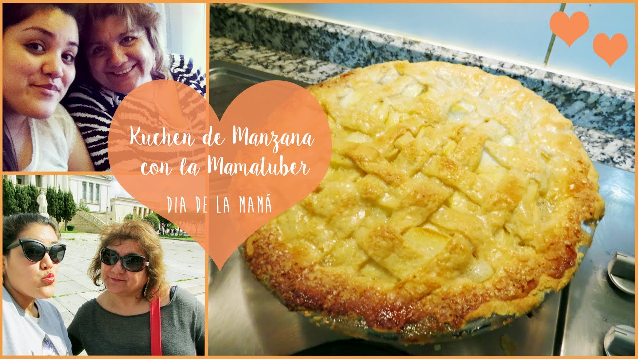 Kuchen de manzana con la mamatuber lmaquillaje youtube - Youtube kuchen ...