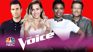 The Voice 2017 - Filming Begins for Season 13 (Digital Exclusive)