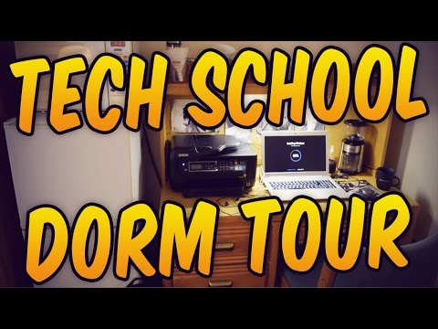 Keesler Air Force Base Tech School Dorm Tour! / United States Air Force (I'm Back!)