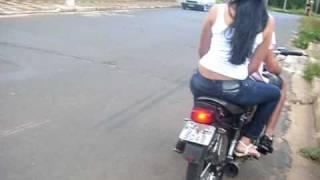 Enpinando Moto Parms