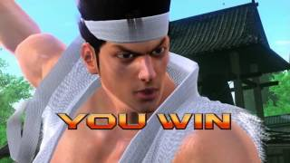 Virtua Fighter 5: Final Showdown Running on PS4 Pro in Yakuza 6 (1080p/60 FPS)