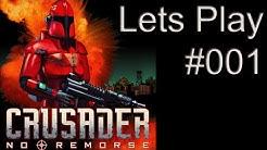 Let's Play Crusader: No Remorse #001 (German/Deutsch) - Das Abenteuer beginnt!