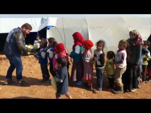 ROCHDALE TO SYRIA CONTAINER AID DISTRIBUTION 7 FEBRUARY 2017