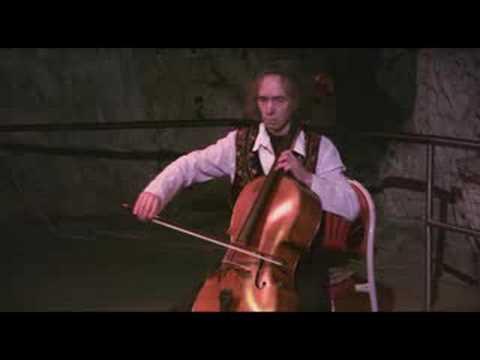 Squire Tarantella Cello Solo Georg Mertens