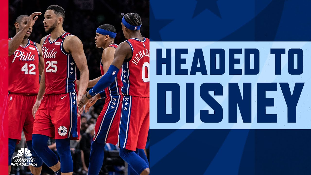 Sixers gear up for trip to Orlando | SportsNet Central | NBC Sports Philadelphia