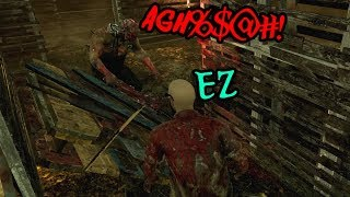 A bald dud who chases the killers - Gameplays