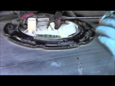 2005 Ford Explorer Fuel pump replacement