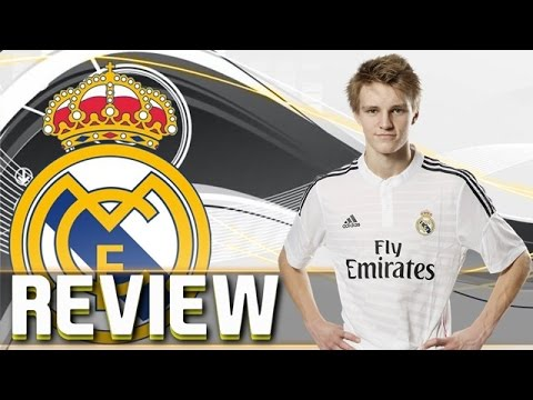 Fifa 15 Best Young Players Martin Odegaard Review 90 Rated Cam