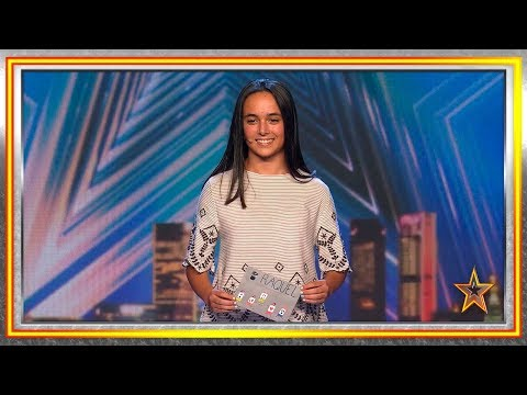 Amazing 13-Year-Old Magician CHARMS The Judges | Auditions 9 | Spain's Got Talent 2019