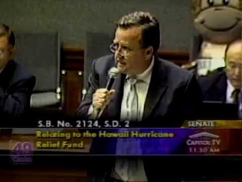 Hawaii State Senate Raids Hurricane Relief Fund