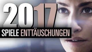 Spiele-Enttäuschungen 2017 / Die größten Hoffnungstöter des Jahres