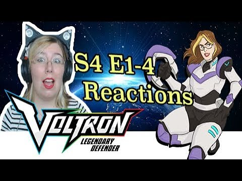 Download S4 Ep 1 -4 - Voltron: Legendary Defender- Reaction- [Reuploads]