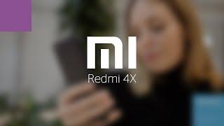 Видеообзор смартфона Xiaomi Redmi 4X