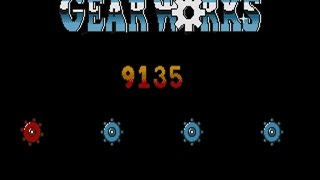 Gear Works gameplay (PC Game, 1992)