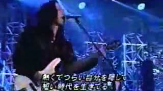 T.M Revolution Heart Of Sword ~夜明け前~ (Talk+Live)