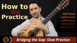 [BTG 01] How to (slow) practice for fast results   Guitar Workshop Series - Episode 1: Slow Practice