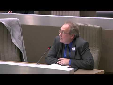 Ortwin Depoortere over de het decreet betreffende lage-emissiezones.