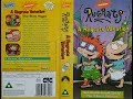 Opening and Closing of 'A Rugrats Vacation' (1998, UK VHS)