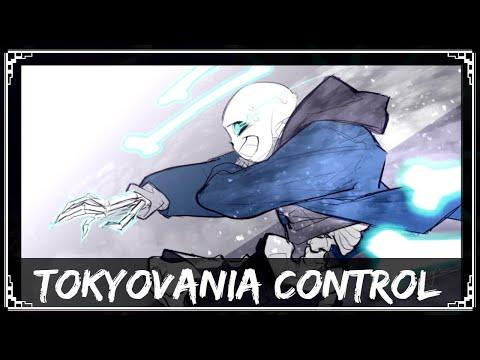 [Undertale Remix] SharaX - Tokyovania Control (Sans & Papyrus Vocals)