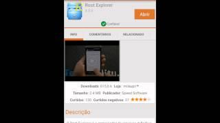 Como habilitar a função Transmitir tela do Moto G (Root)