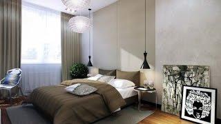 видео интерьер маленькой спальни