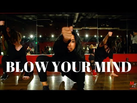 Blow Your Mind -@DuaLipa | @DanaAlexaNY Choreography