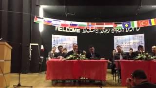 بلال ابو غوش مهرجان تشرين المغار 2012