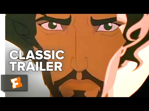The Prince of Egypt (1998) Trailer #1 | Movieclips Classic Trailers
