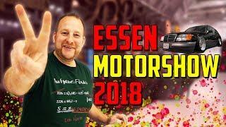 Gute Laune! - Essen Motor Show 2018 - Teil 2/2